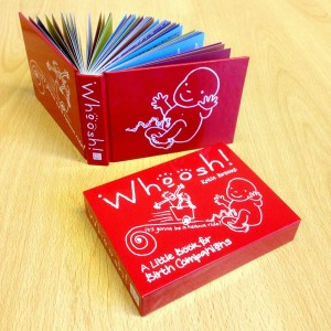 Image of the book Whoosh! A Little Book for Birth Companions