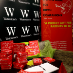 Whoosh book signing event at Waterstones Carlisle